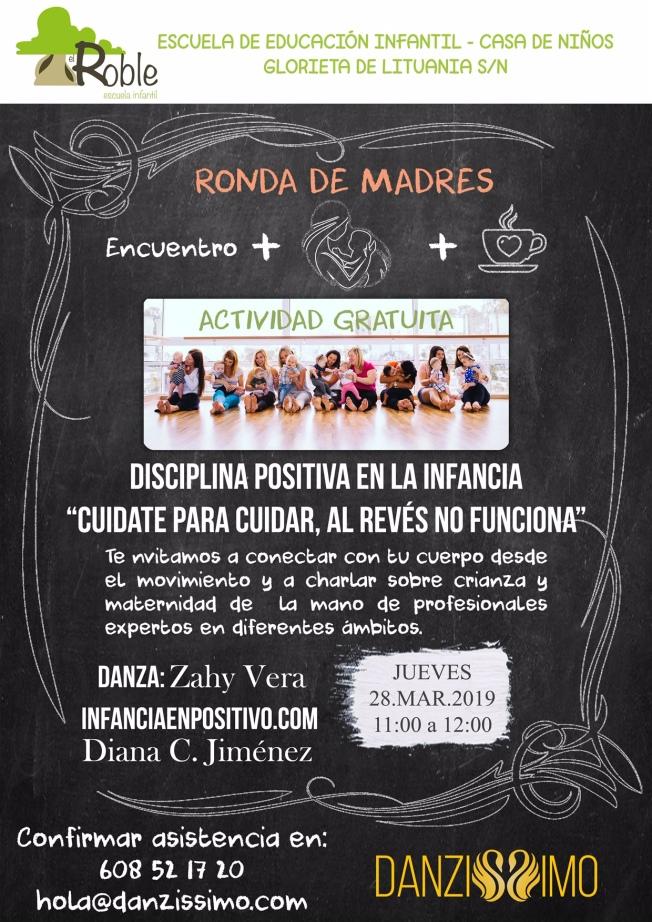 RONDA JUEVES 28.MAR - EL ROBLE